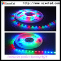 Xuancai indoor outdoor running RGB led strip light --programmable IP66
