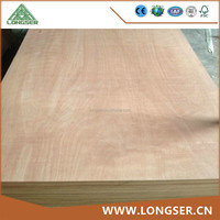 1220x2440mm Cedar Face Back Board /Cedar Plywood to USA
