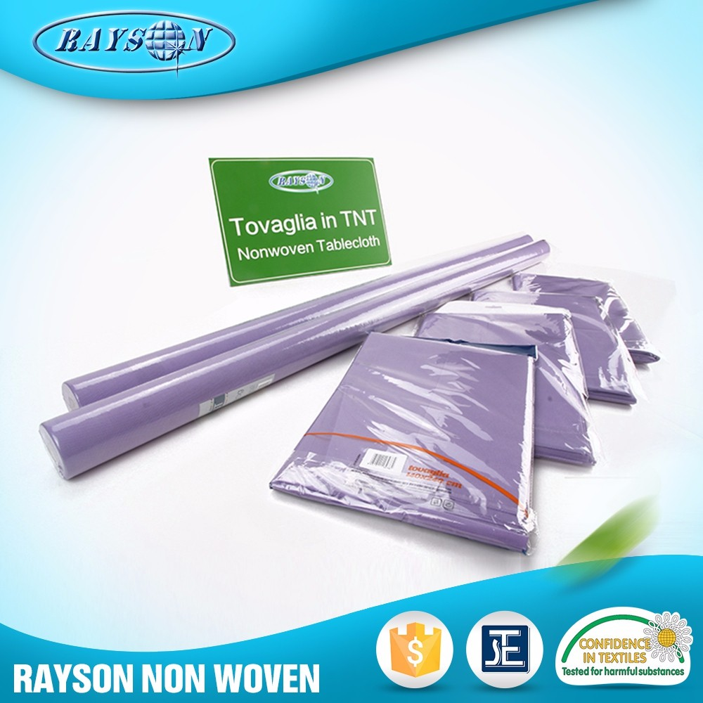 New Product 50Gram Disposable Nonwoven Table Cover Roll