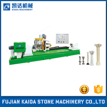 Automatic cut rome Pillar products profiling special shaped stone machine