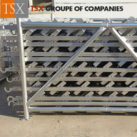 Tianjin TSX-40510 Scaffolding Material Steel Sheet Roofing Decking with High Quality and Good Price