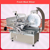 Stainless Steel Automatic Fresh Meat Slicer, Meat Slicing Machine