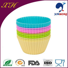 Halloween Party Silicone Fashion Design Muffin Paper Cake Cup Used for Cake/Chocolate/Jelly/Cookie etc.