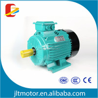 5.5KW 1500RPM Three Phase Cast iron Body Electric 380v 50hz Asynchronous Motor