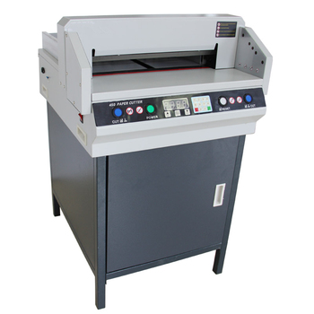 Fast Speed Office 450mm Electric Paper Cutter Automatic 450vs+ Paper Cutting Machine