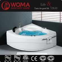 2015 Whirlpool 2 Persons Dual Spa Deluxe Corner Bath spa hot tub