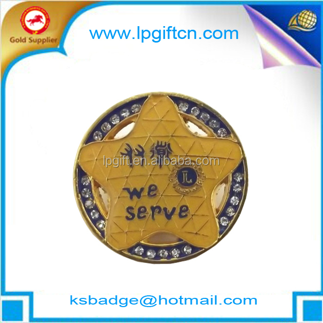 Custom Gold Silver Metal Coin/custom gold coins