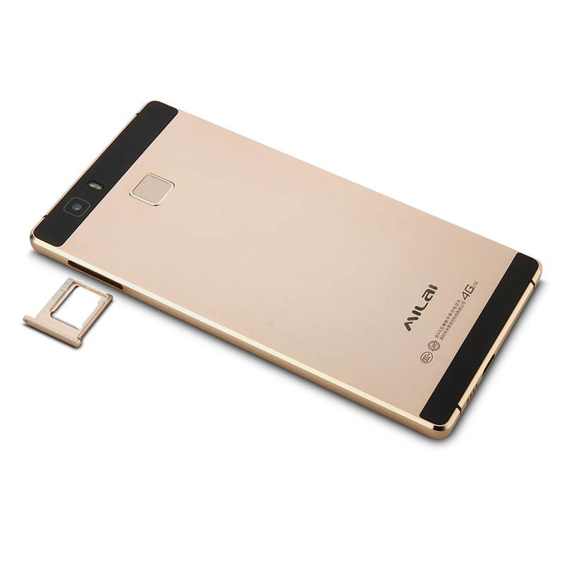 M 6 Plus Slim Metal Body Smartphone 5.25 Inch 2G+16GB Android 5.1 Quad Core 4G LTE Mobile Phone