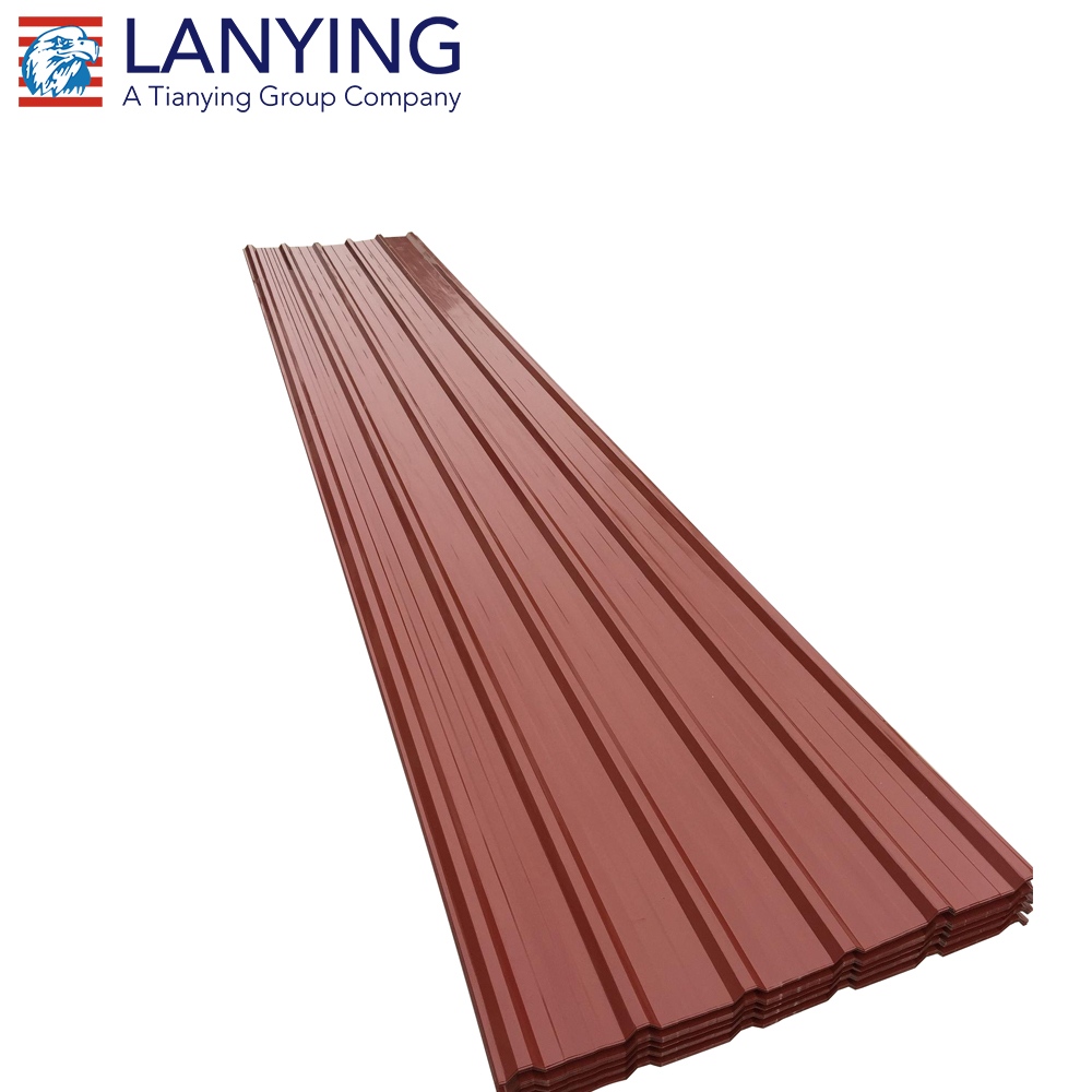 metal roof tiles-new architectural roofing