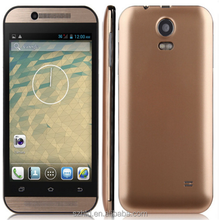 4.3 inch cell phone MTK6572 dual Core 1.2GHz ROM: 4GB, WCDMA & GSM