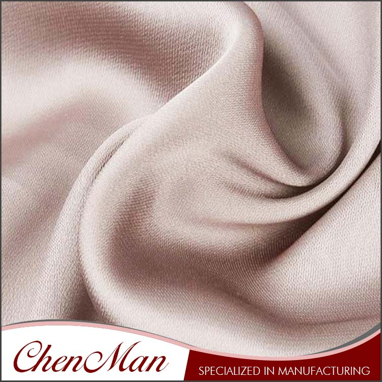 Certified product Faithful garment fabric suppliers ombre silk satin fabric