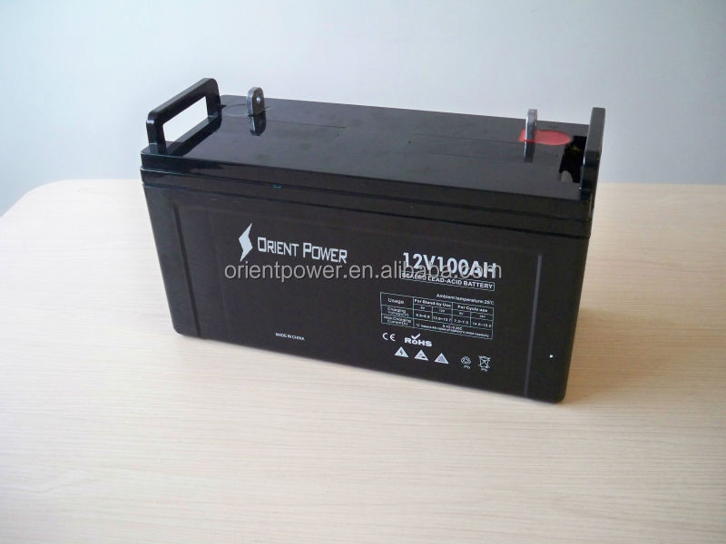 6v 2.8ah sealed lead acid power storage battery