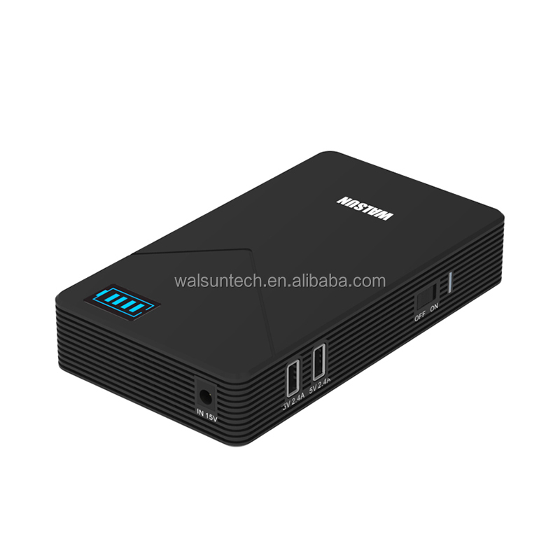 AC power bank Fast Charging 15V/2A DC Input,20000mah battery case