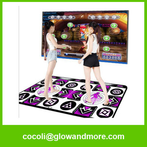 professional factory manufacturer for TV usb dancing mat