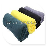 comfortable soft 100% organic cotton thickning terry yarn dyed bath towel