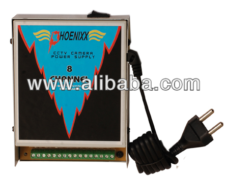 Individual Output CCTV SMPS Power Supply