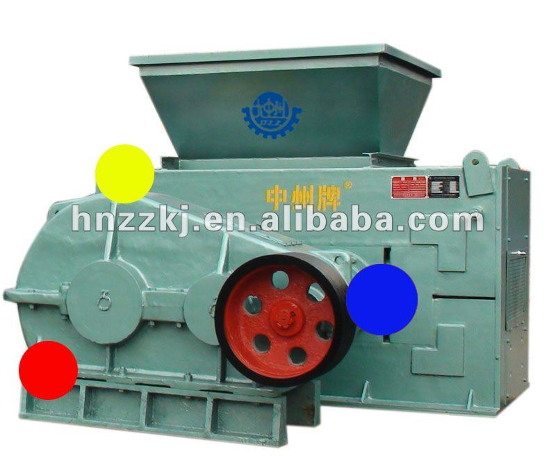 High quality, Reliable supplier roller press coal briquetting machine