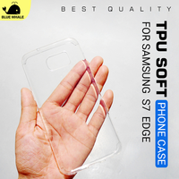 For Protective Samsung S7 Edge Cover, Transparent Case For Samsung S7 Edge, For Shockproof Samsung Galaxy S7 Edge Case Cover