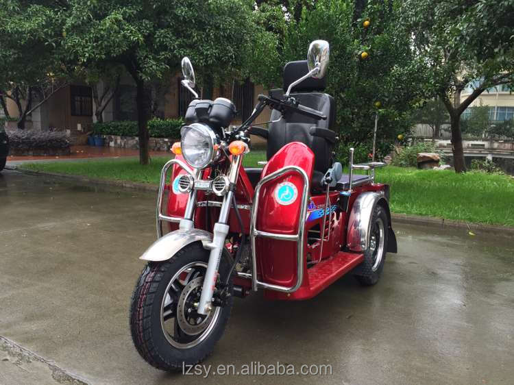 china passenger disabled motor gas handicapped motorcycle (SY110ZK-D)