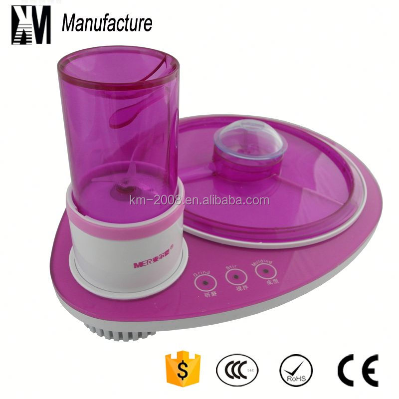 fruit and vegatble juice dual function DIY mask machine with collagen power