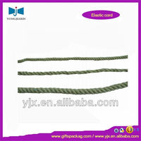 round rayon non-elastic cords ropes hot sale company