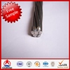 15.2mm PC steel strand for high way project use