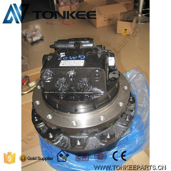 GM07 final drive motor GM07 travel device for DH55 R60-7 SH60 SY60