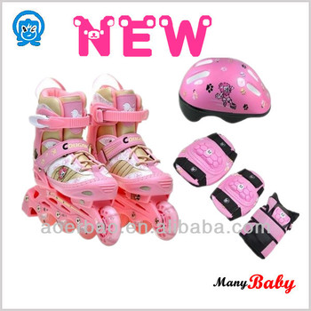 Children fancy skate shoses/professional roller skate
