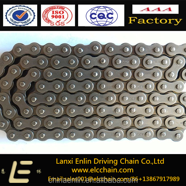 motorcycle driving chain 420-122L