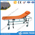 Hospital for MRI Non-magnetic mobile transport cart