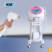 Spain distributor wanted super cooling 10 Germany bars 808 diode laser for hair removal/ 808 diode laser beauty machine