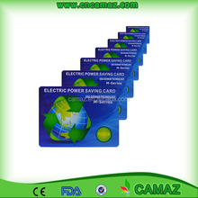 Hottest selling Electricity power saver card with powerful reach 16000s