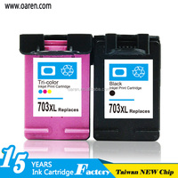 China supplier compatible inkjet cartridge for hp 703 bulk buy in large quantity