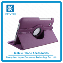 [kayoh]protective Rotating 360 degree create your own phone case TPU case for samsung galaxy tab 2 7.0 p3100