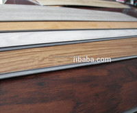 4mm/5mm wood pattern pvc sheet floor vinyl flooring made in China
