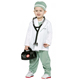 Hot sales role play children doctor uniform halloween cosplay doctor costume for kids