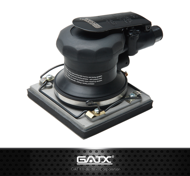 GATX GP-0492 3 In 1 Air Jitterbug Sander