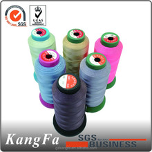High tenacity nylon polyester waterproof sewing thread