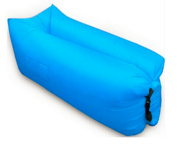 A+++ Factory Price Air Couch Bed Beach , Customized Inflatable Lounger Sofa