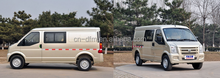 dongfeng mini vans for food /goods