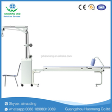 Cervial & lumbar traction bed / traction chair
