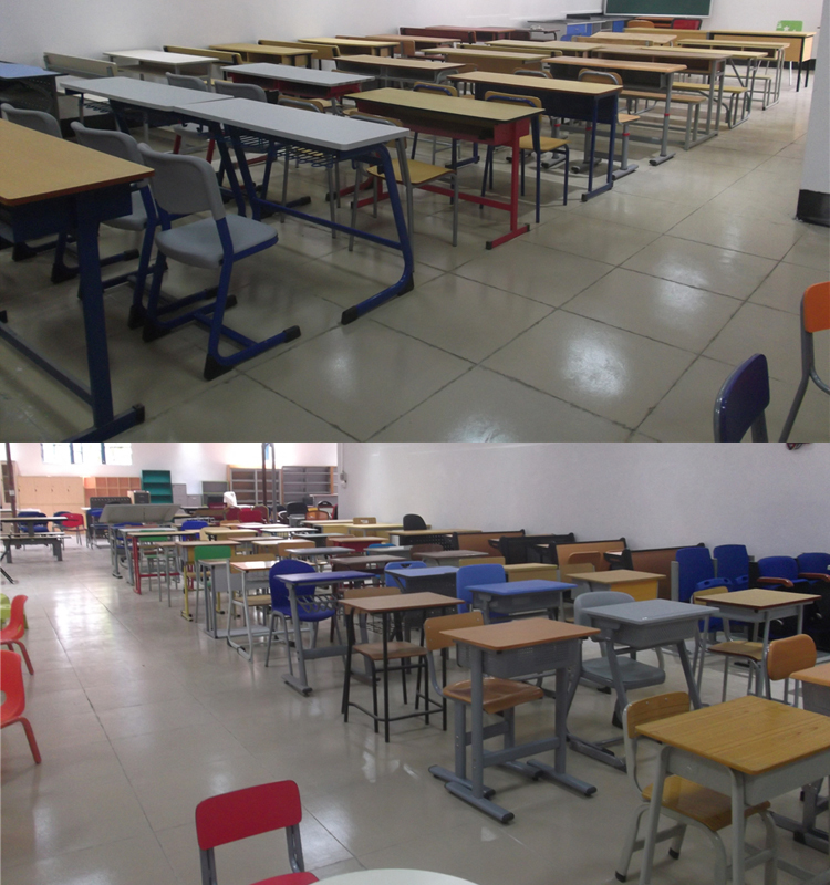Classroom Furniture Cheap ~ Cheap single middle school student desk and chair