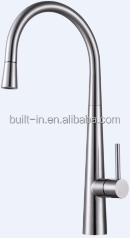 stainless steel kitchen faucet/tap