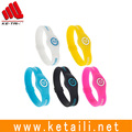 Wholesale price colorful silicone rubber bracelet and wristband made in China