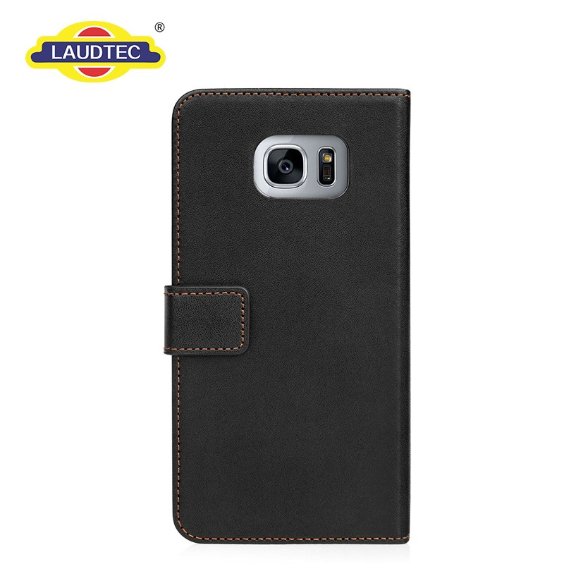 wallet leather flip case for samsung galaxy s7 edge