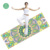 2017 anti slip Yoga pilates outdoor grippy mat natural rubber yoga mat for kids