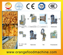 2016 Hot Selling Fully Automatic Potato Chips Production Line