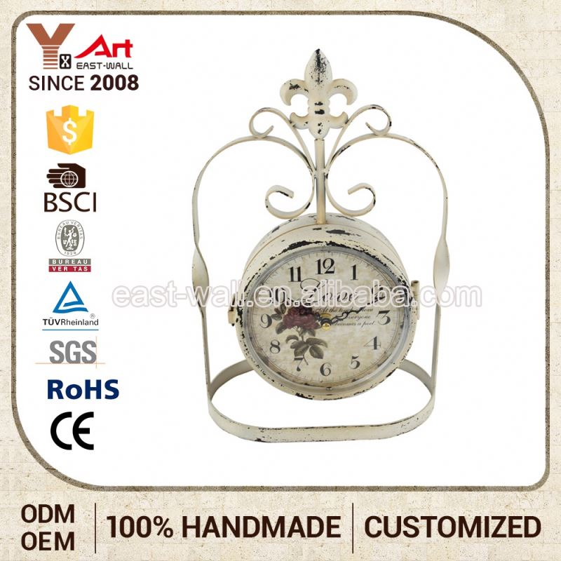 Cheap Prices Customized Oem Vintage Style Antique Floor Clocks Billiard Ball Clock