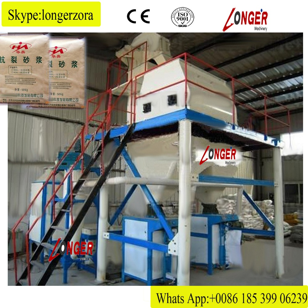 Putty Powder Packing Machine Interior Wall Powder Putty Packing Machine