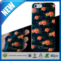 C&T Customized design new stylish plastic hard back cover case for iphone 6 plus 5.5